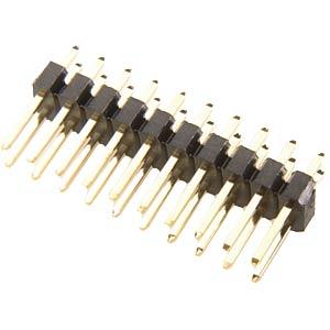 male pin 2x10